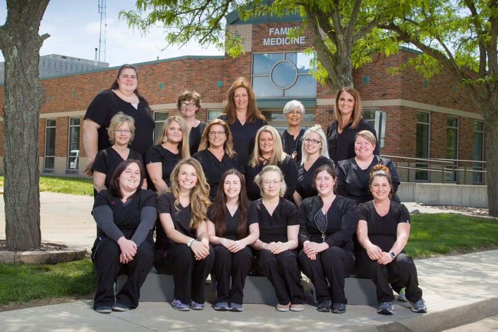 warner hospital family medicine staff