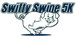 Swifty Swine 5K logo